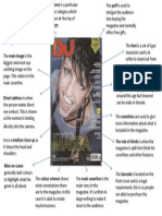 Annotated Example Magazine