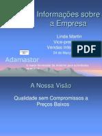 Informações Sobre a Empresa