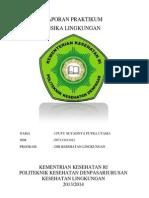 laporan fisika lingkungan