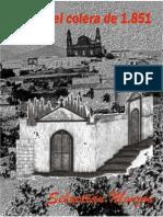 Galdar El Cólera de 1851-1420