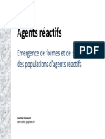 System Multi-Agent reactif