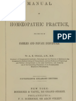 Manual of Homeopathic Practice (1876)