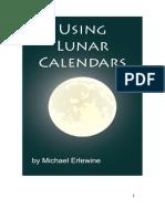 Using Lunar Calendars