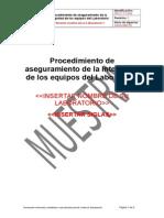 Muestra Procedimiento 17.025