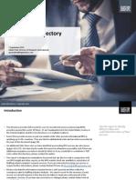 Global RPO Directory