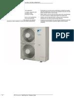 Daikin Sky Air (RZQS-DV1) Outdoor Technical Data Book