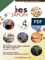 Journal Idees Japon Automne 2013