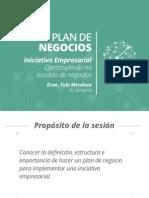IES2P4 Plan Negocios