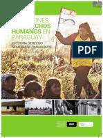 VIOLACIONES DE DERECHO HUMANOS EN PARAGUAY - CODEHUPY - PORTALGUARANI
