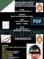 Caso Clinico_cbmf Iii_grupo d 2014-II