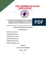 Investigacion Santa Rosa