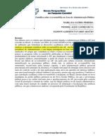 Pereira, Castro Silva e Araújo, 2014 Accountability Uspcont
