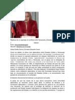 El Derecho Diplomático Es Una Rama Del Derecho Internacional Público y Regula El Status Diplomático