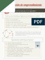 Infográfico de emprendimiento