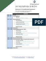 3º Fórum Iniciativas à I&D+i