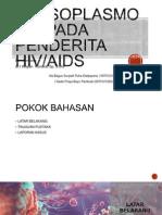 Toksoplasmosis Pada Penderita Hiv