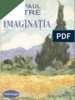 Jean Paul Sartre Imaginatia Aion 1997