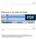 CRM Actions