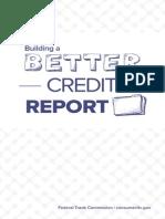 PDF 0032 Building a Better Credit Report