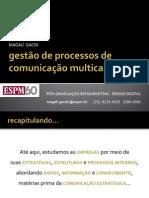 Comunicação Multicanal - Aula 4