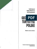T.lijewski Geografia Turystyki Polski