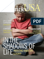 Charities USA Magazine Fall 2014 Edition