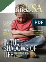 Charities USA Magazine Fall 2014 Edition