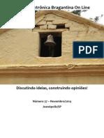 Revista Eletrônica Bragantina On Line - Novembro/2014
