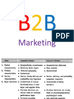 Introduction to B2B