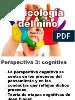 Perspectiva Cognitiva Piagget