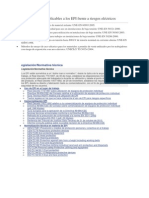 Normas Técnicas Aplicables a Los EPI Frente a Riesgos Eléctricos