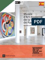 Musees Brochure Aide a La Visite Espagnol MAM