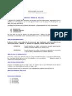 Resumen General Parte Escrita Defensa Personal Policial