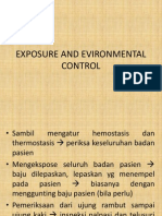 Exposure and Evironmental Control