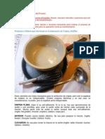 Descripción y Diseño Del Proceso
