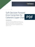 FEC Wp-sd-fec for Coherent Super-channels