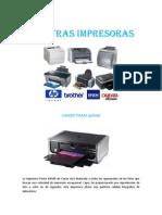 Nuestras Impresoras