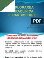 Explorarea Paraclinica in Cardiologie 2