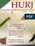 THURJ Vol. 1 Issue 2