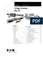 UL Low Voltage Busway