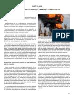 Capítulo 28 Incidentes Con Líquidos Inflamables y Combustibles