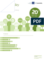 The 2014 Sustainability Leaders