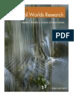 Interconnecting Virtual Worlds (2009)