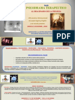 Taller de psicodrama terapéutico  - OLMUE