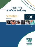 European Tire Market ETRMA Statistics 2011