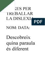 FITXES DISLEXIA
