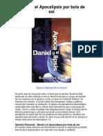 Daniel y El Apocalipsis Por Bola de Sol Daniel y El Apocalipsis Sunshine Ball PDF 46k