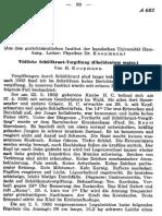 Koopmann Tödliche Schöllkraut-Vergiftung