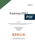 Exploring ENVI 50 Manual