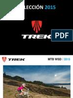 Trek Coleccion 2015